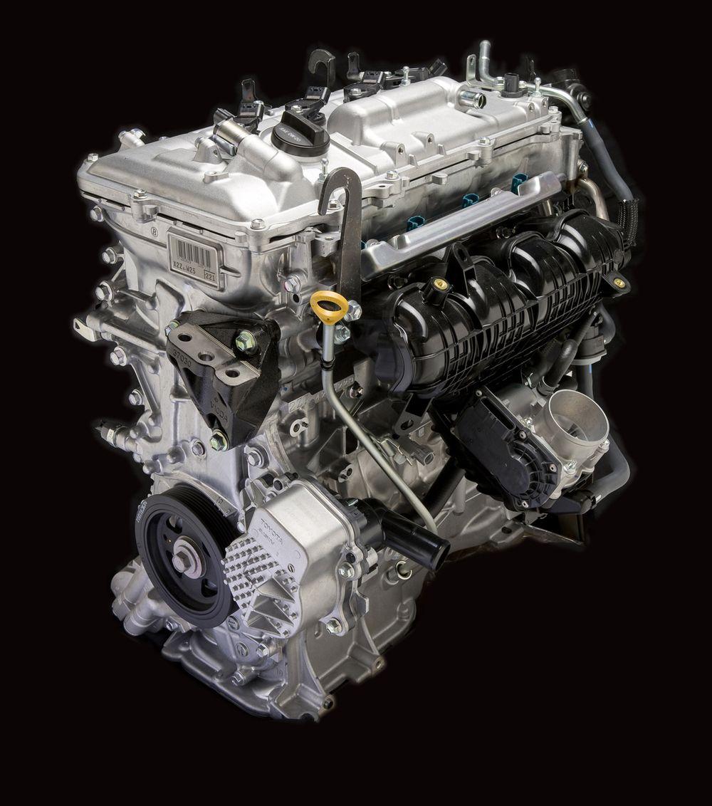 1.8L DOHC I-4 Hybrid (Toyota Prius)