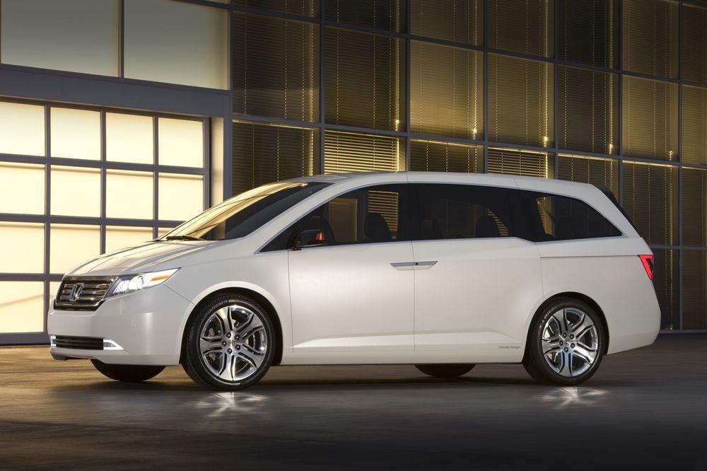 Концепт Honda Odyssey