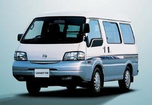 Компания Nissan 14 ноября начала продажи немного обновлённых версий своих моделей автомобилей Nissan Vanette Van и Nissan Vanette Track
