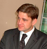 Губернатор Приморского края Сергей Дарькин