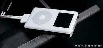 Новый Nissan Wingroad стал первым японским автомобилем, оснащенным системой навигации с жёстким диском, которая работает в паре с периферийным устройством iPod от компании Apple.
