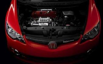 Honda Civic Dominator