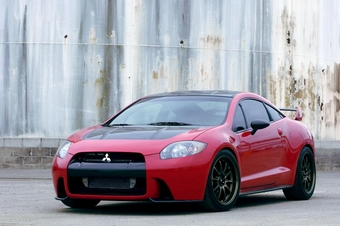 Mitsubishi Eclipse Rallyart
