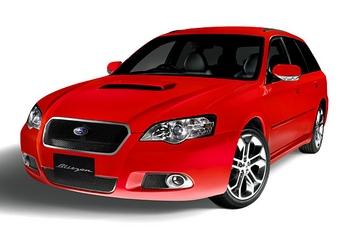 Subaru Legacy Blitzen 2006