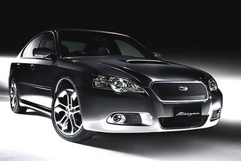 Subaru Legacy B4 Blitzen 2006