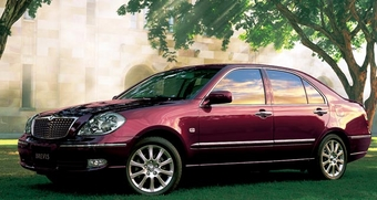 Toyota Brevis 2005