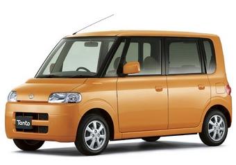 Daihatsu Tanto Happy Selection