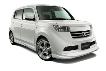 Toyota bB Admiration Version