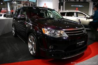 Mitsubishi Outlander ROAR