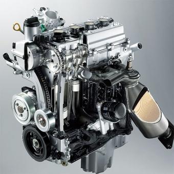 Двигатель марки 3SZ-VE объёмом 1500 сс, которым комплектуют Toyota Rush и Daihatsu be-go