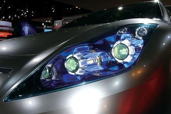 Infiniti G35 нового поколения