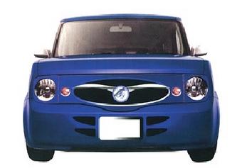 Nissan Cube Mouette
