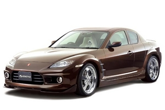 Mazda RX-8 KENSTYLE