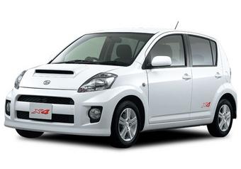 Daihatsu Boon X4