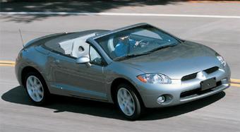 Mitsubishi Eclipse Syder