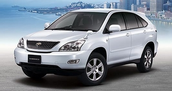 Toyota Harrier Prime Collection