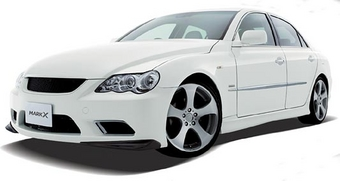 Toyota Mark X Special Package