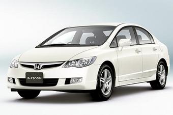 Honda Civic с двигателем 2.0GL
