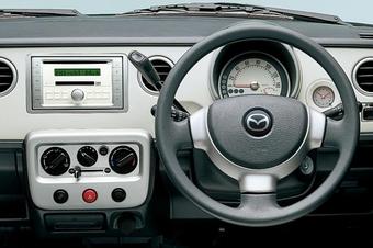 Mazda Spiano в комплектации XF