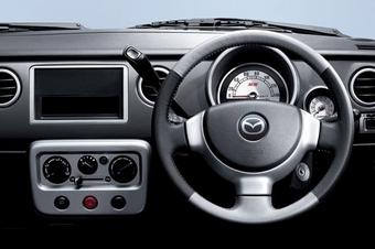 Mazda Spiano в комплектации SS