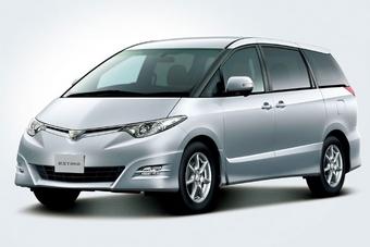 Toyota Estima 2006 модельного года