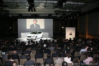 Lexus LS460 - японская версия