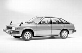Honda Quint - предшественница Honda Integra