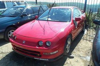 Honda Integra в кузове купе: выпускалась с 1993 по 2000 годы