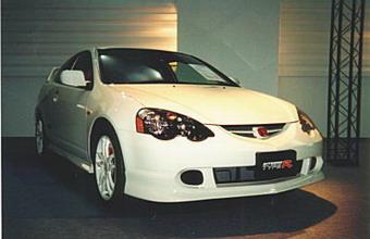 Honda Integra: выпускается с 2001 года.