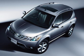 Nissan Murano Stylish Silver Leather