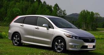 Honda Stream - новое поколение, продажи которого начнутся в июле 2006
