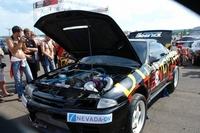 Самая быстрая машина России - Nissan Skyline 9.501 сек!