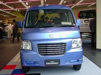 Honda Vamos Hobio