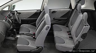 Honda Fit 1.3A Comfort Edition