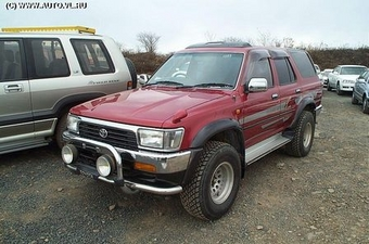Toyota Hilux Surf 1989 - 1995