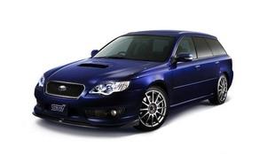 Subaru Legacy Tourinf Wagon