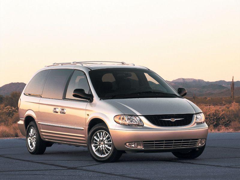 Chrysler Voyager.
