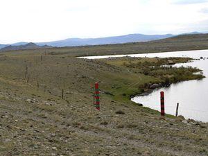 Граница с Монголией