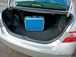 По объему багажника «Кэмри» превосходит обоих конкурентов.