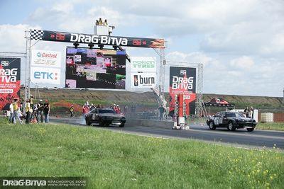 Криволапов А. против Гусева А. Оба на Nissan Skyline GT-R.
