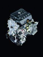 2,0-литровый двигатель для Nissan Qashqai+2.