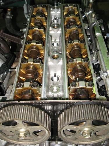 Восстановление двигателя.