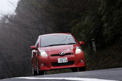Toyota Vitz TRD Turbo M