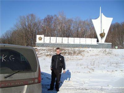 Перегон Уссурийск — Красноярск на Nissan Serena, ноябрь 2008 год