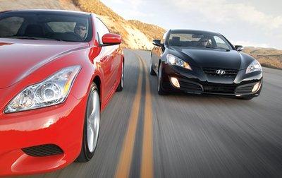 Оба автомобиля отлично подойдут для быстрой езды по пустым дорогам. Просто сделайте свой выбор.