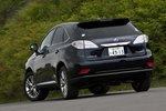 В Японии на данный автомобиль распространяются налоговые льготы, в том числе полностью снимаются налог на приобретение и налог на вес. В конечном счёте, покупая RX450h, японец может сэкономить до 350 тысяч иен.