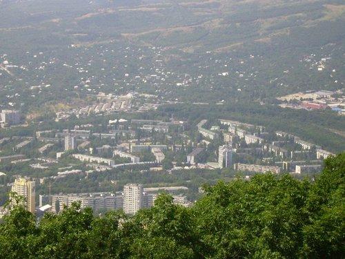 Район «Ромашка», только глядя сверху, я поняла, почему этот район называется «Ромашкой».