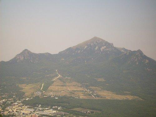 Гора Бештау.