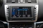 Mazda6 предлагает много удобных опций, таких как спутниковое радио.