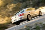 Volkswagen CC с трудом можно назвать семейным седаном.
